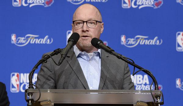 NBA News: Früherer Cavs-Boss David Griffin übernimmt die Pelicans