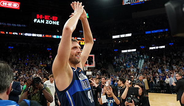 Dirk Nowitzki hat sich in einem Brief in der Dallas Morning News bei den Mavs-Fans bedankt.