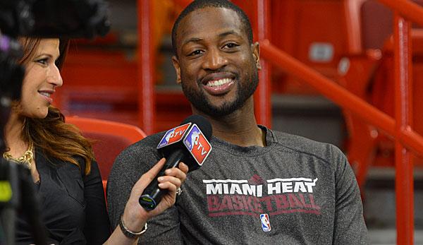 NBA-News: Dwyane Wade - neuer Job als TV-Analyst für ESPN oder TNT?