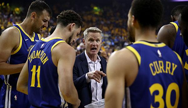 NBA Playoffs - Golden State Warriors erneut von L.A. Clippers geschlagen - Steve Kerr äußert Kritik
