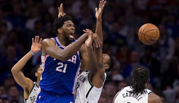 NBA Playoffs: Die Philadelphia 76ers stehen nach Blowout in Spiel 5 in der zweiten Runde
