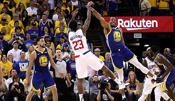 NBA Playoffs: Nächste Heimpleite! L.A. Clippers schocken erneut die Golden State Warriors