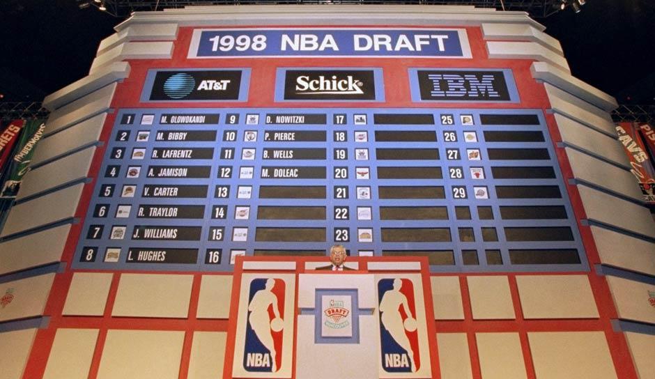 Nba Draft 1998