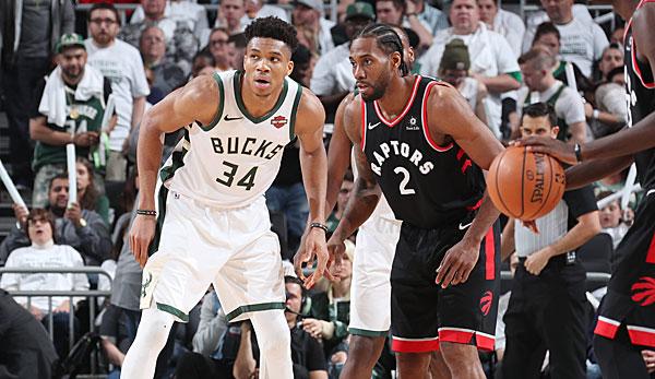 NBA Playoffs - Fünf Fakten zu den Toronto Raptors und Milwaukee Bucks: Die Suche nach der Ballkönigin