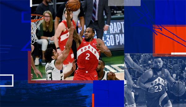 NBA Playoffs - Toronto Raptors kurz vor Einzug in die Finals: Erfolgsrezept? Kein Schlaf und viele Kinder kriegen