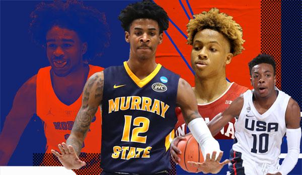 NBA Draft 2019: Prospects Guards - Ein Mini-Westbrook und neue Mikrowellen