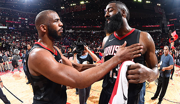 NBA - Unruhe bei den Houston Rockets: Wo Rauch ist, ist auch Feuer