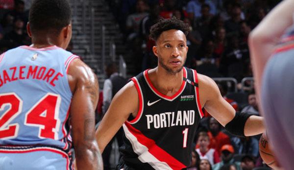 NBA News – Portland Trail Blazers traden Evan Turner für Kent Bazemore zu den Atlanta Hawks