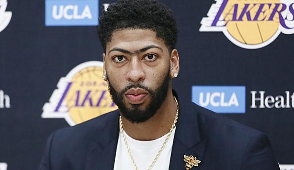 NBA-News: Anthony Davis von den Los Angeles Lakers denkt nicht, dass er in New Orleans versagt hat
