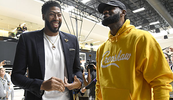 Los Angeles Lakers: Preseason, Spielplan und der Kader um LeBron James und Anthony Davis