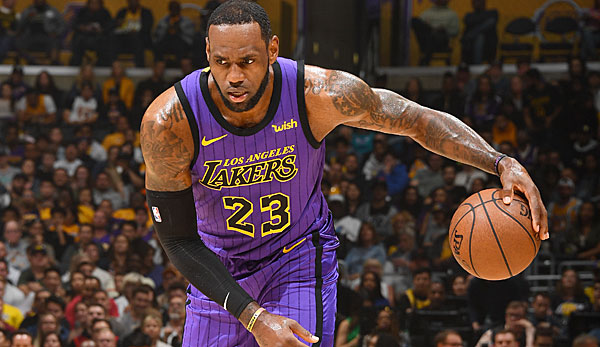 LeBron James wird in der kommenden Saison Point Guard spielen.