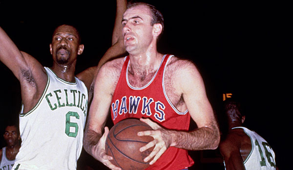 NBA-Legenden-Serie: Bob Pettit - Kraftprotz einer (fast) weißen Liga