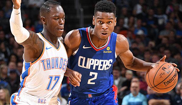 NBA-News: Shai Gilgeous-Alexander scheut Vergleiche mit Russell Westbrook