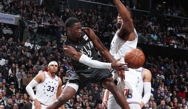 Brooklyn Nets Spielplan