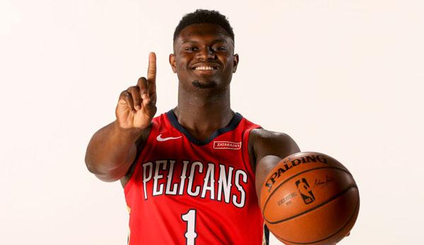 NBA - Die New Orleans Pelicans und Zion Williamson in der Offseason: 1.000 Jahre A.D.