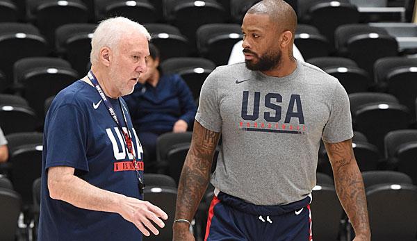 Team USA, News und Gerüchte: Mitspieler überrascht über Absage von P.J. Tucker