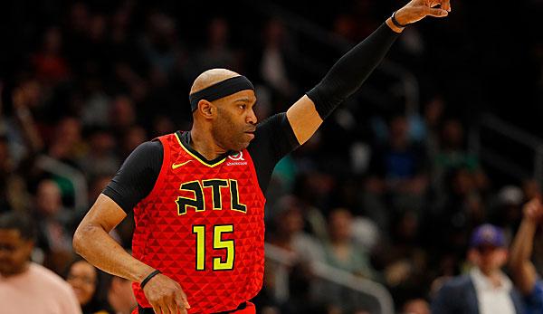 NBA-News: Vince Carter unterschreibt neuen Vertrag und wird Rekordspieler