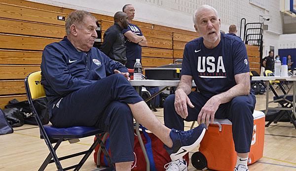 Team USA News - Manager Jerry Colangelo mit klarer Ansage: Man wird sich daran erinnern