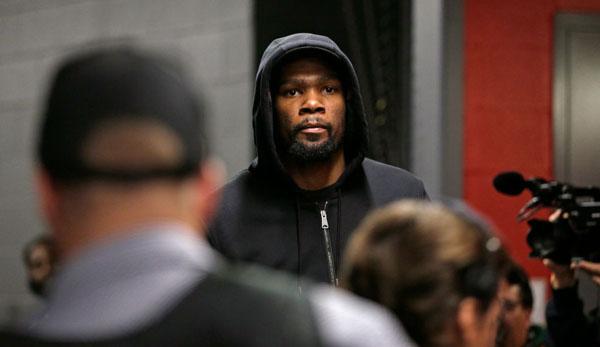 NBA News - Kevin Durant teilt aus: An manchen Tagen hasse ich die NBA