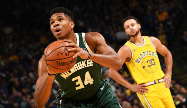NBA News: Giannis Antetokounmpo? Milwaukee Bucks haben ...