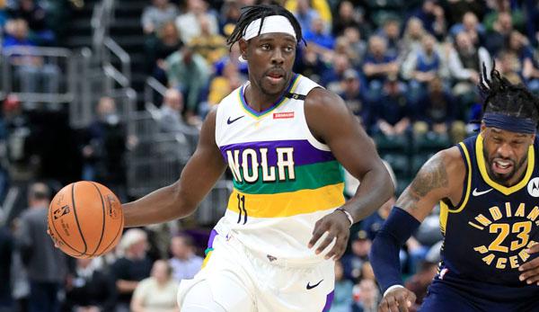 NBA News: Jrue Holiday schwärmt von neuem Vibe bei den New Orleans Pelicans