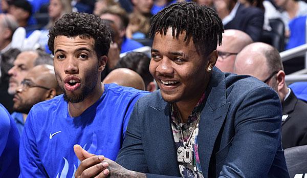 NBA-News: Orlando Magic ziehen Option bei Markelle Fultz für 2020/21