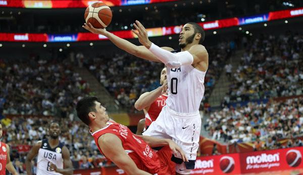 NBA News: Jayson Tatum am Knöchel verletzt - weitere Untersuchung am Mittwoch