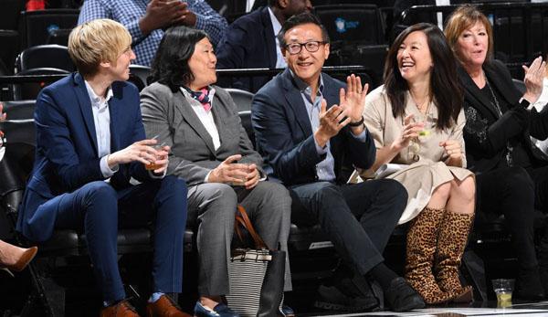NBA News: Liga stimmt Verkauf der Brooklyn Nets an Joseph Tsai zu
