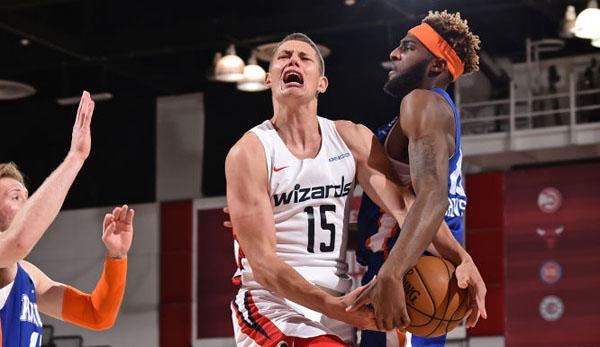 NBA - Die Wizards und Moritz Wagner in der Offseason: Neuaufbau mit angezogener Handbremse