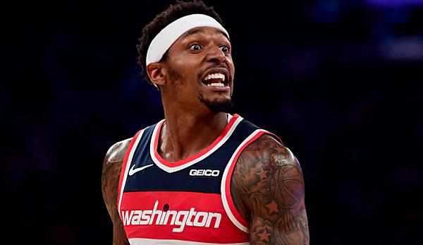 NBA-News: Bradley Beal verlängert bei den Washington Wizards vorzeitig um zwei Jahre