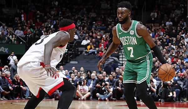 NBA-News: Boston Celtics legen Jaylen Brown neues Angebot vor - Max-Verlängerung von Pascal Siakam wohl nur Formalität