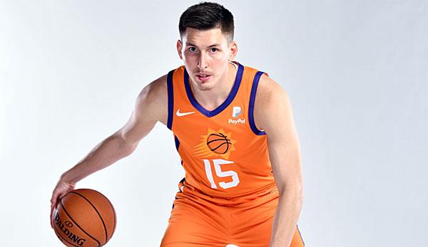 NBA-News: Phoenix Suns entlassen deutschen Guard David Krämer