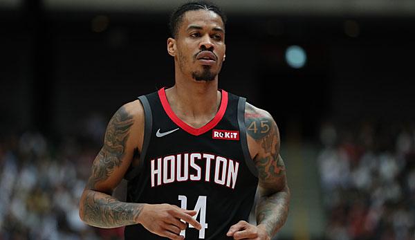 NBA-News: Gerald Green von den Houston Rockets fällt wohl komplette Saison 2019/20 aus