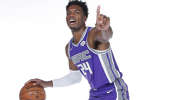 NBA: Die Vertragsverhandlungen der Sacramento Kings und Buddy Hield: Mit der Pistole auf der Brust