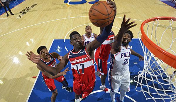 NBA: Isaac Bonga zum Starter bei den Washington Wizards ernannt