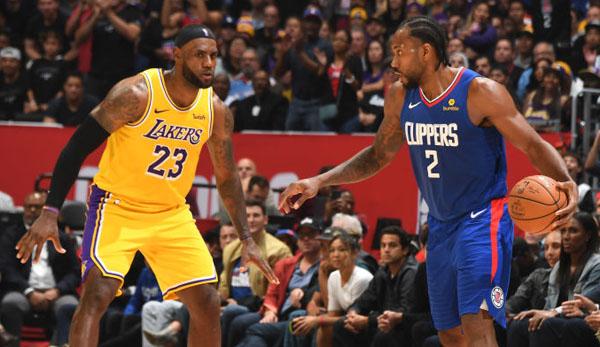 Korbjäger NBA Podcast: Battle of L.A., der Zion Williamson-Ausfall und neue Raptors