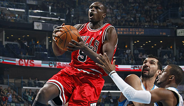 NBA-News: Luol Deng unterschreibt Vertrag bei den Chicago Bulls - und verkündet Karriereende