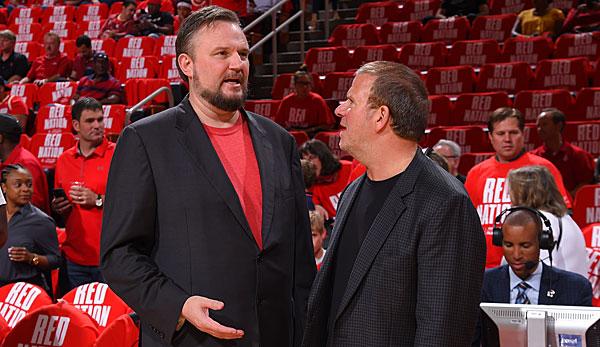 NBA-News - Commissioner Adam Silver: China forderte Entlassung von Rockets-GM Daryl Morey