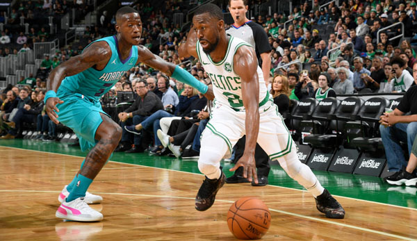NBA Preseason: Celtics gewinnen haarscharf gegen die Hornets - Daniel Theis nicht dabei