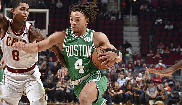 NBA Preseason: Boston Celtics bleiben dank Dreierfeuerwerk ungeschlagen - Karl-Anthony Towns dominiert