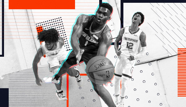 NBA Rookie Watch, Preseason: Die Zion-Show - und was abseits des Rampenlichts passiert
