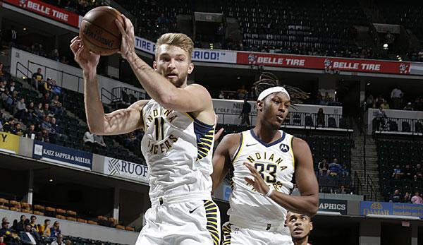 NBA-News: Indiana Pacers offenbar auf der Suche nach Trade für Domantas Sabonis