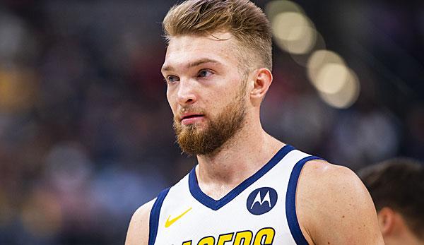 NBA-News - Nach Trade-Gerüchten: Indiana Pacers verlängern mit Domantas Sabonis