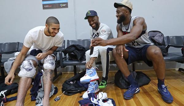 NBA-News: Jayson Tatum kündigt Neustart bei den Boston Celtics an