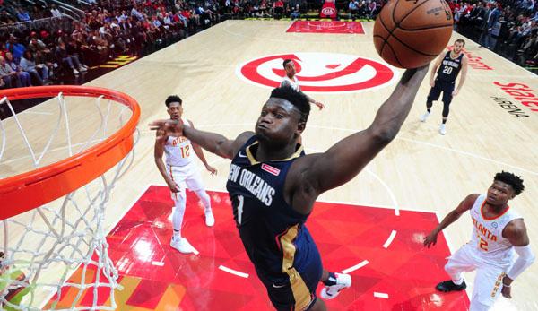 NBA News: Pelicans-Coach will keine Vergleiche zwischen Zion Williamson und LeBron James