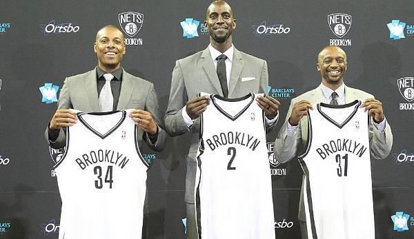 Diashow: Der legendäre Celtics-Nets-Trade von 2013 in der Analyse