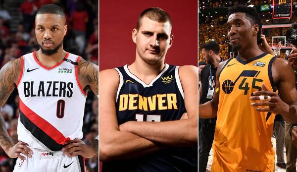 Diashow: NBA Preview 2019/20, Northwest Division: Titelanwärter aus der zweiten Reihe