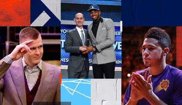Diashow: NBA Top 20 Re-Draft 2015: Diese Reihenfolge wäre richtig gewesen