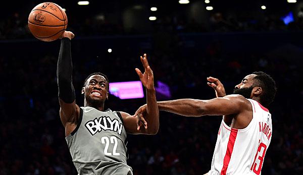 NBA-News: Brooklyn Nets müssen wohl wochenlang auf Caris LeVert verzichten