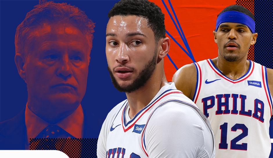 NBA: Die Offensiv-Probleme der Philadelphia 76ers - Puzzlen für Fortgeschrittene